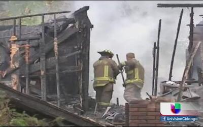 Muere mujer cuando explotó su casa