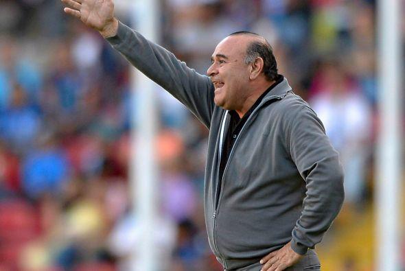 Juan Antonio Luna no ha logrado que funcione el Veracruz como en el comi...