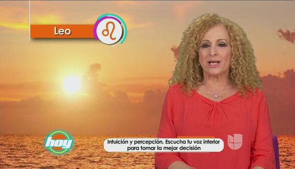 Mizada Leo 11 de febrero de 2016