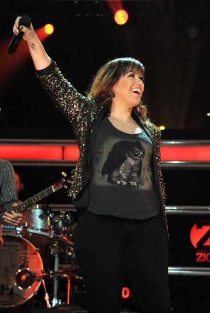Kelly Clarkson nació bajo el signo de Tauro el 24 de abril de 198...