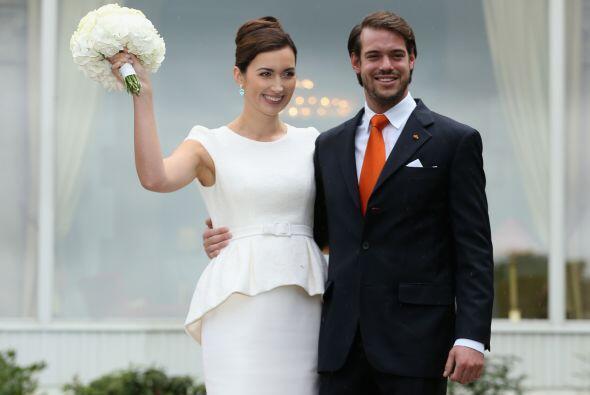La boda del príncipe Félix de Luxemburgo efe844d8b1e8485aa7de5f272a63caa...