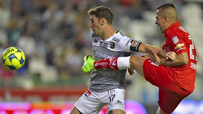 Mauro Boselli reconoció que su gol contra Toluca debió invalidarse  Maur...