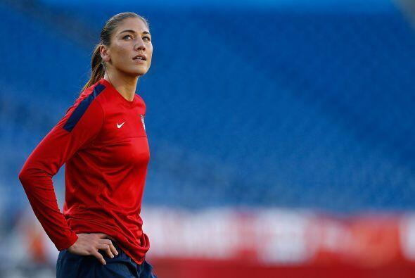 """La futbolista escribió en sus redes sociales: """"Esto va más allá de los l..."""