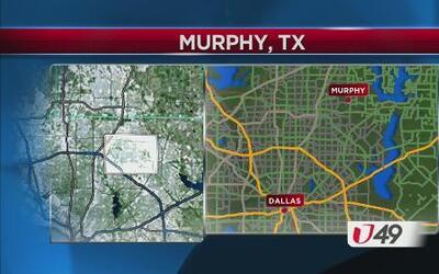 Extraño incidente de sujeto que se ocultó en residencia en Murphy