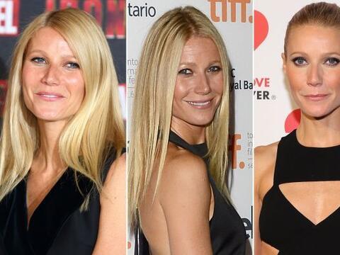 No cabe duda que el tiempo cambia a la gente, y Gwyneth Paltrow es el ej...