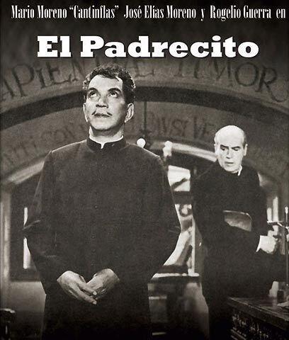 "El padrecito (1964) "" padre Sebastián o Sebas, sacerdote"