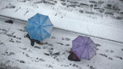 Daños catastróficos por histórica tormenta invernal