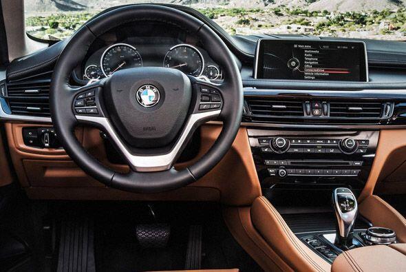 El nuevo BMW X6 afianza su posición como vehículo que permite disfrutar...