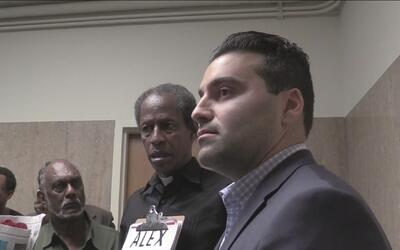 Activistas piden que el fiscal de Distrito del condado de San Francisco...