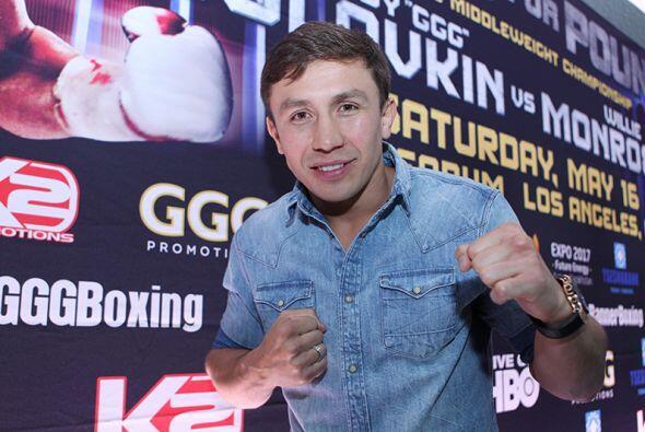 Gennady Golovkin se quiere consolidar como uno de los mejores libra por...