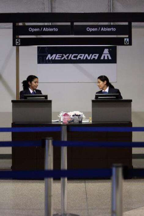 Para el 9 de noviembre el juez rector del concurso mercantil de Mexicana...