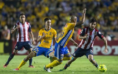 Chivas vs. Tigres