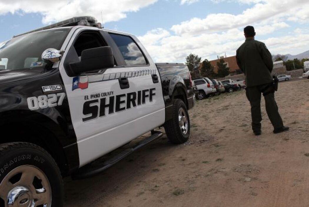 En contraste, en lo que va de 2010 han sido asesinadas en El Paso tres p...