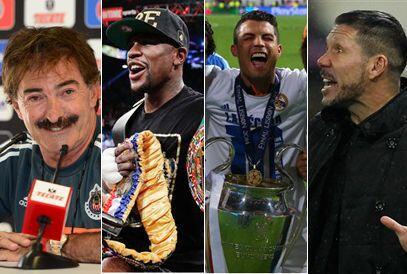 Estrellas y estrellados del 2014, los deportistas que brillaron y los ot...