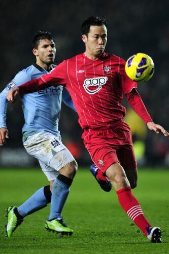 Manchester City jugó ante Southampton en un partido que parecía ideal pa...