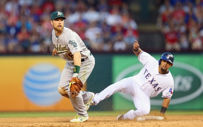 Texas Rangers vs Oakland Athletics