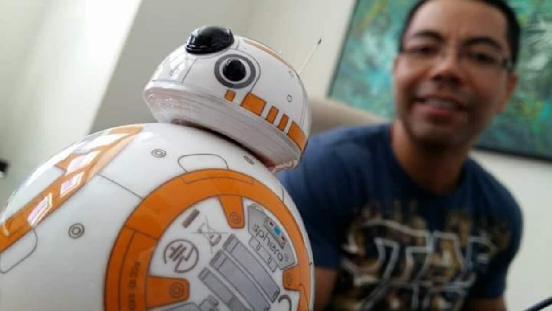 El BB8 'se ha robado' la simpatía de todos y es de los juguetes más vend...