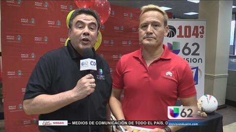 """Luis Hernández """"El Matador"""" de visita en Austin"""