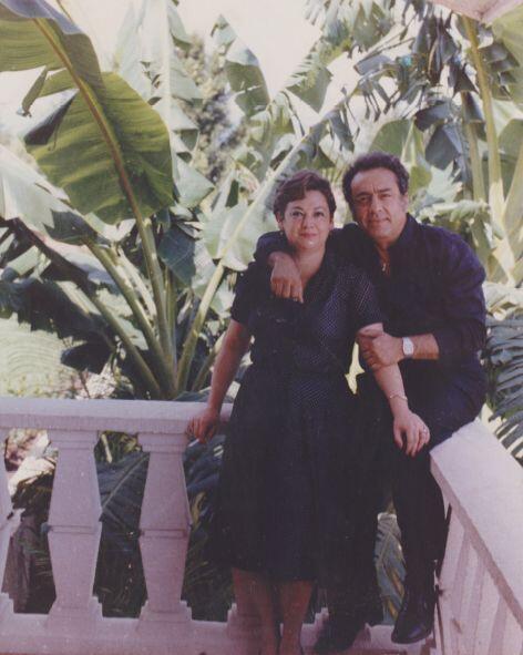 José Sulaimán se casó con Marta Saldívar.