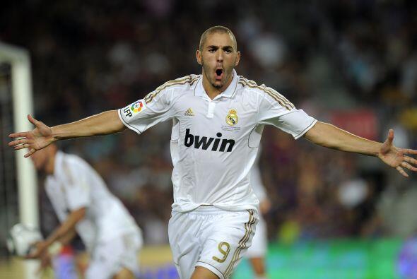 Karim Benzema: el francés disfruta de su mejor año tras pr...