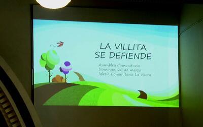 La Villita se Defiende, la asamblea en la que se habló de los recursos l...