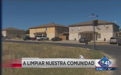 ¡Univision limpia tu comunidad!