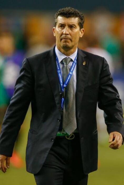 Antes del partido semifinal, De la Torre defendió su forma de responder...
