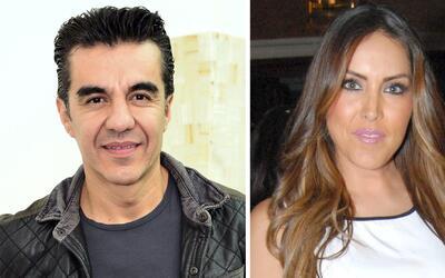 ¿Reviviendo la llama del amor? Cacharon a Adrián Uribe con su ex Karla P...