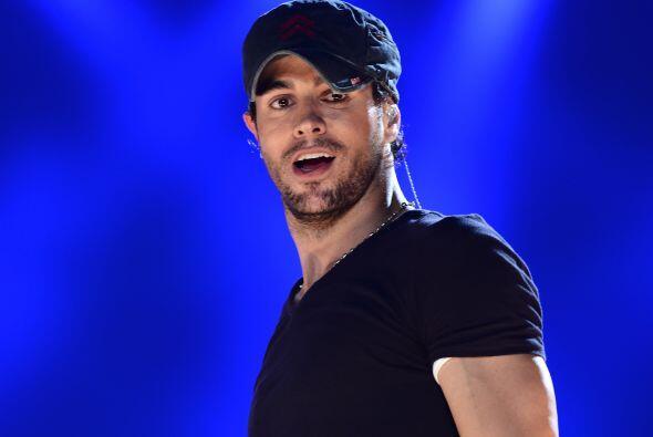 Enrique tiene mucho talento y es uno de los artistas más populares y des...