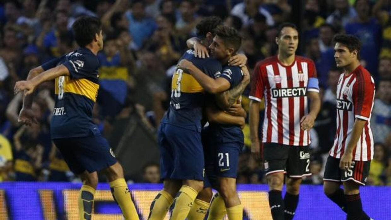 Los Xeneizes son segundos en el torneo argentino