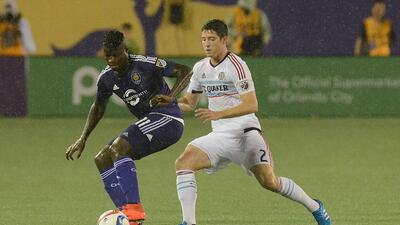 Orlando City vs. Chicago Fire