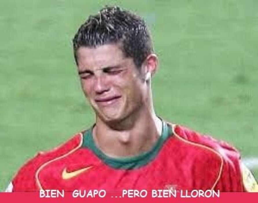 Cristiano Ronaldo lloró su salida.Todo sobre el Mundial de Brasil 2014.