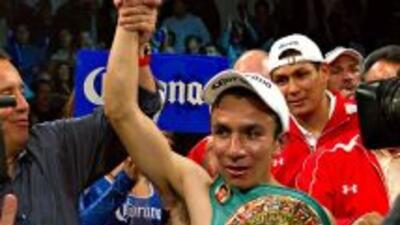 Hernández listo para defender el título contra Rivera.
