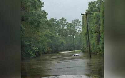 Las ciudades de Conroe, Willis y el área aledaña a Houston han sido seve...