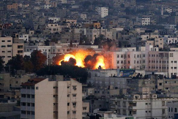 Asumieron la autoría del lanzamiento de más cohetes contra Tel Aviv y ot...