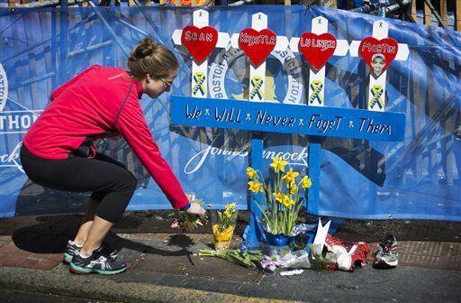 Pues el año pasado (cuando fue el atentado) hubo 27,000 participantes.