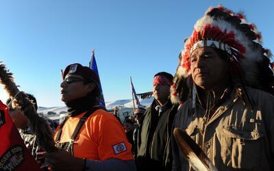 Organizaciones y líderes tribales celebran la decisión de prohibir el pa...