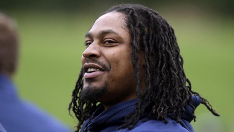 El corredor sigue en descontento con los Seahawks (AP-NFL).