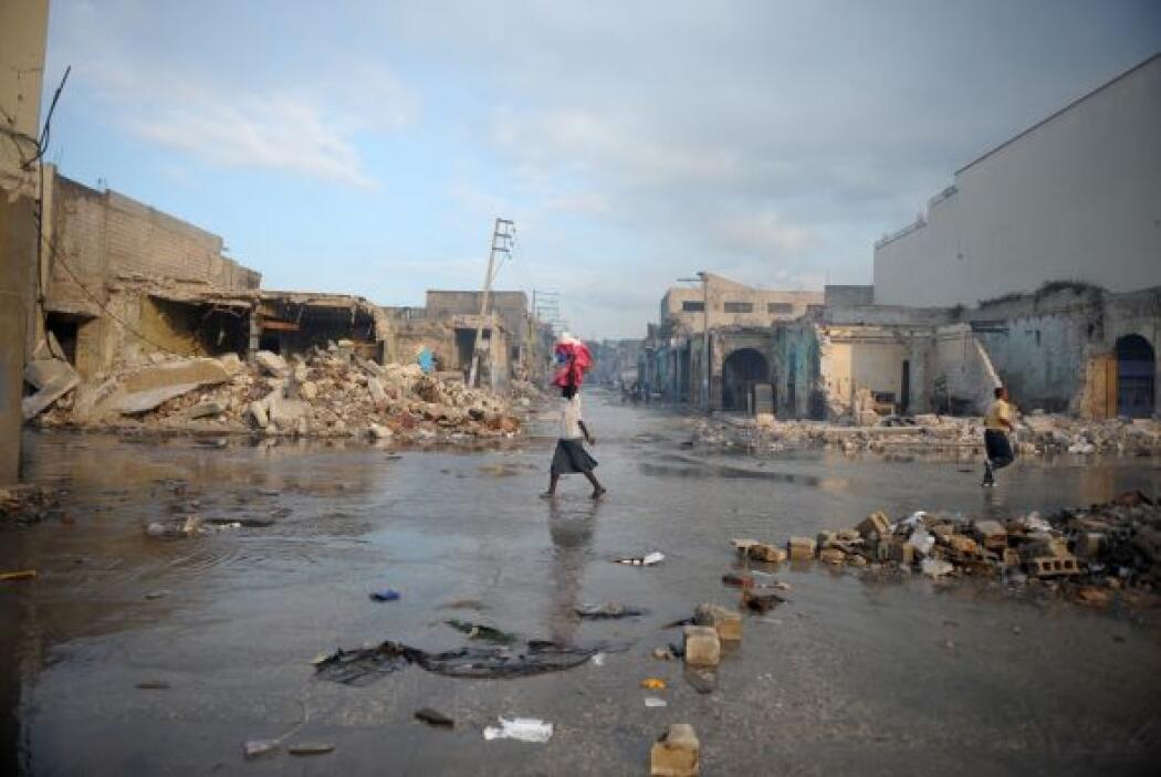 Una tormenta en la península sur de Haití dejó cinco muertos y un desapa...
