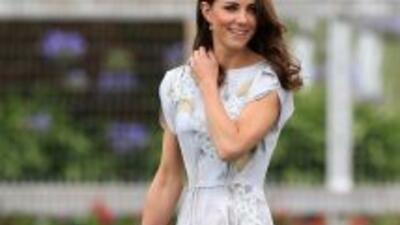 Primera gira de William y Kate Middleton