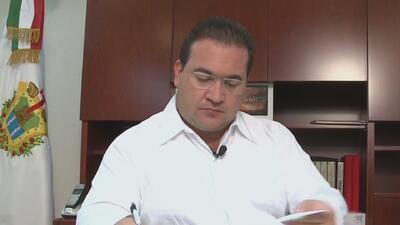 Javier Duarte declarará ante la Fiscalía