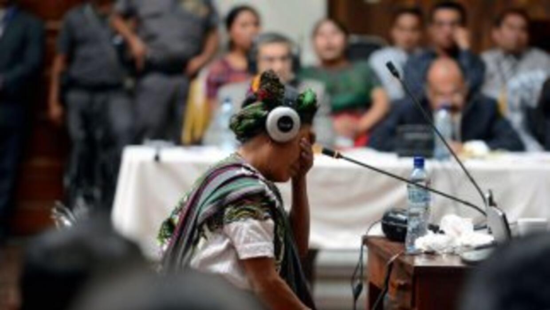 Desgarradores testimonios en el juicio por genocidio contra José Efraín...