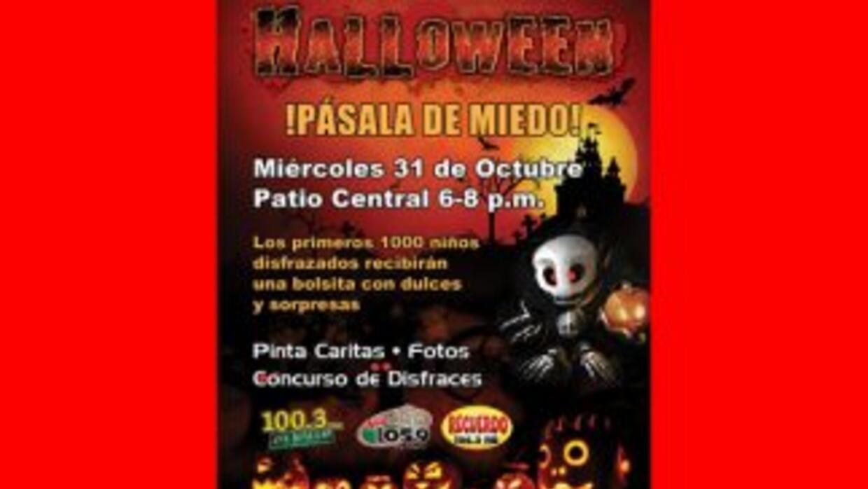 Fiesta Mall Halloween