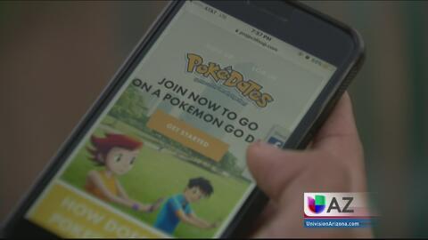 Pokémon Go también es una vía para el amor