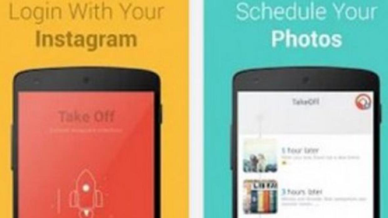 TakeOff te permite llegar a más de tus seguidores en redes sociales. (Fo...