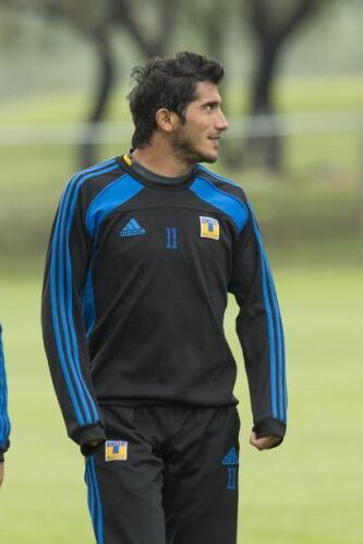 Damián Álvarez  País de Origen: Argentina  Equipo: Tigres UANL  El 'enan...
