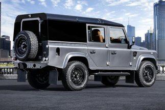 Land Rover Defender Startech Sixty8 (Crédito Imagen: Startech)