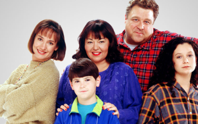 Roseanne Original TV art