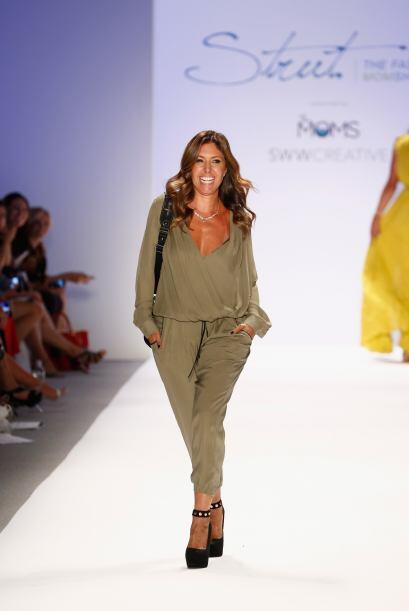 Para las 'glamourosas', los pantalones 'jumper' están de vuelta. Se ven...