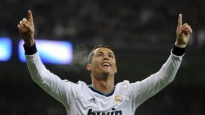 Cristiano Ronaldo sigue desbancando leyendas del Real Madrid.